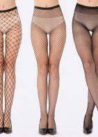 Fashion Women's Sexy Net Fishnet Body Stockings In Three Styles on Karis-Closet.com