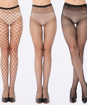 Fashion Women's Sexy Net Fishnet Body Stockings In Three Styles  on Karis-Closet.com