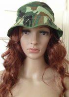Camouflage Fishing Hat