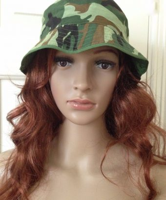 Camouflage Fishing Hat