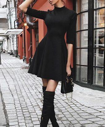 2018 Women Dress Female Holiday