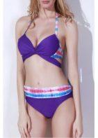 Purple Bikini Swimsuit in XL