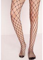 Wide Fishnet Pantyhose Stockings