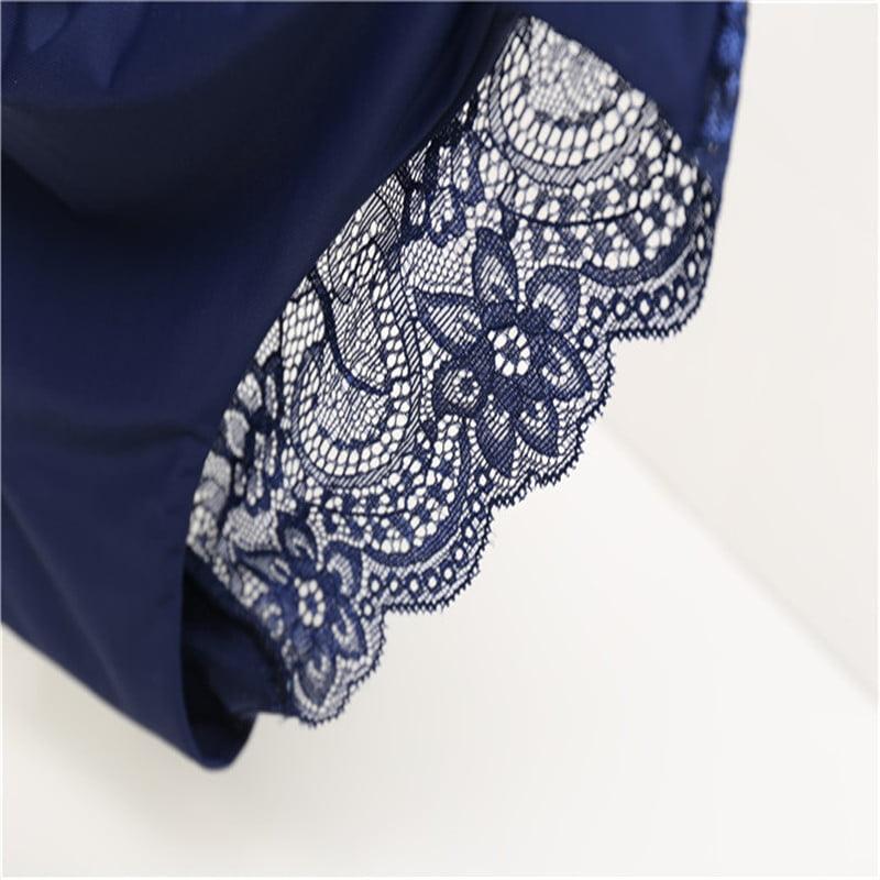 RE Ladies underwear woman panties fancy lace calcinha renda sexy panties for women traceless crotch of cotton briefs hot sale 17