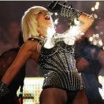 Lady Gaga Fireworks Bra