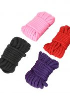 Soft Cotton Bondage Tie Rope