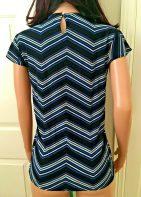 Liz Claiborne Vivid Color Pullover Top