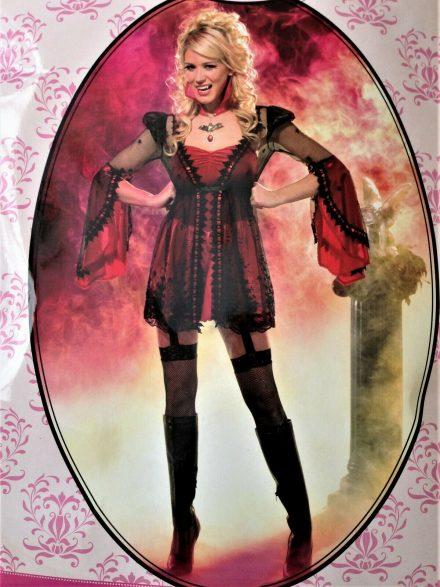 Victorian Vampire Adult Halloween Costume
