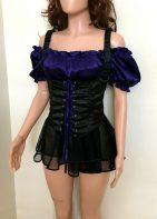 Saloon Girl Costume-Adult