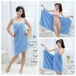 Wearable Microfiber Towel, Bath Size