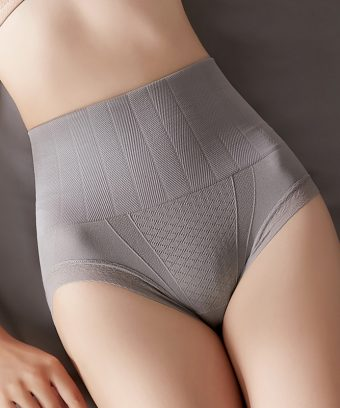 Shapers Women High Waist Body Shaper Slimming Butt Lifter Shapewear Slimming Underwear Tummy Control Panties * Karis-Closet.com